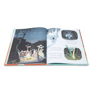 Prentenboek Laat maar los, Koala