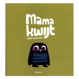 Prentenboek Mama kwijt