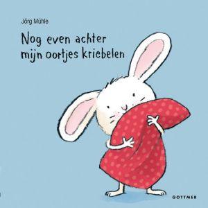 Prentenboek Nog even achter mijn oortjes kriebelen (2+)