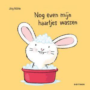 Prentenboek Nog even mijn haartjes wassen (2+)
