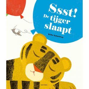 Prentenboek Ssst! De tijger slaapt (3+)