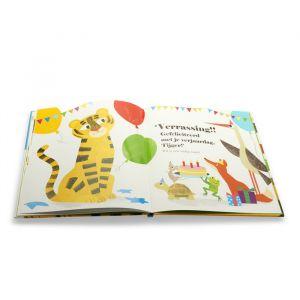 Prentenboek Ssst! De tijger slaapt