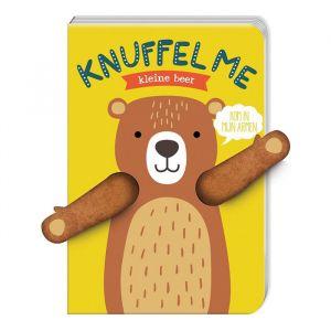 Kinderboek Knuffel me kleine beer (2+)