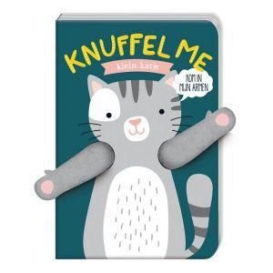 Kinderboek Knuffel me klein katje (2+)