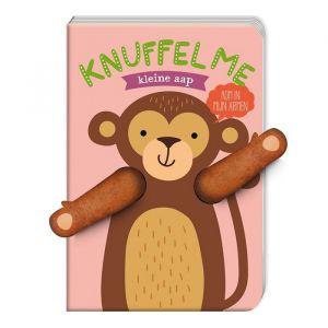 Kinderboek Knuffel me kleine aap (2+)