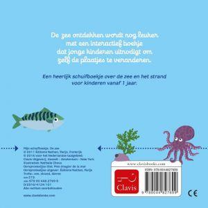 Mijn schuifboekje: De zee