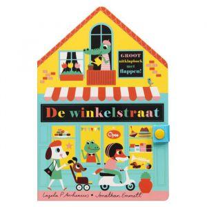 Prentenboek De Winkelstraat (2+)