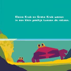Prentenboek Komt goed, kleine Krab