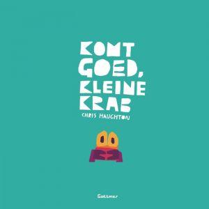 Prentenboek Komt goed, kleine Krab (3+)