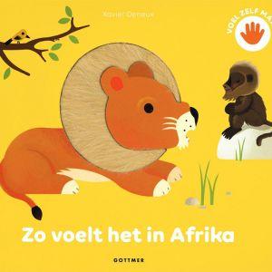 Voelboekje Zo voelt het in Afrika