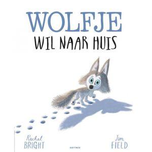 Prentenboek Wolfje wil naar huis (4+)