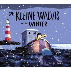 Prentenboek De kleine walvis in de winter (2+)