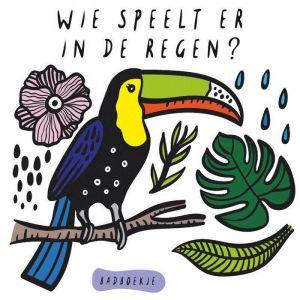 Badboekje Wie speelt er in de regen (0+) Wee Gallery