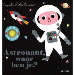 Prentenboek Astronaut, waar ben je? (2+)