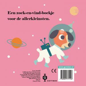 Prentenboek Astronaut, waar ben je?