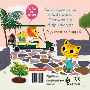 Voelboekje Hallo dierentuin
