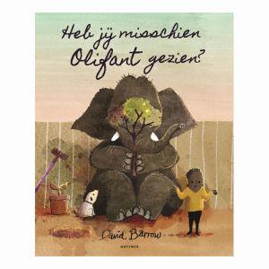 Prentenboek Heb jij misschien olifant gezien