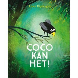 Prentenboek Coco kan het!