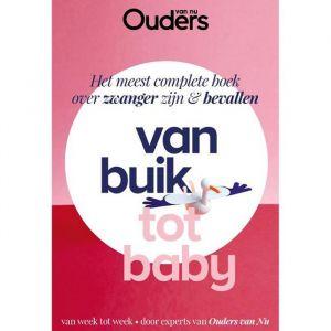 Boek Van buik tot baby Ouders van Nu