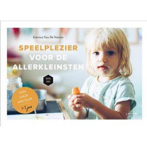 Boek Speelplezier voor de allerkleinsten 1-2 jaar