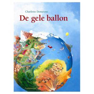 Prentenboek De gele ballon