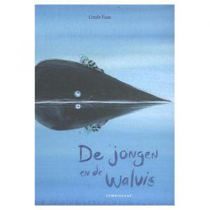 Prentenboek De jongen en de walvis