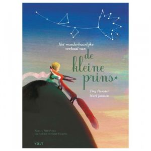 Prentenboek De kleine prins