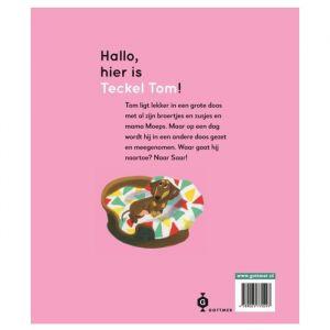 Prentenboek Hallo Teckel Tom