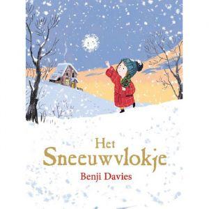 Prentenboek Het Sneeuwvlokje
