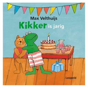 Prentenboek Kikker is jarig