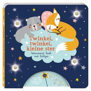 Prentenboek Twinkel, twinkel, kleine ster