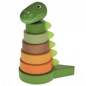 Houten stapeltoren Dino Arthur Egmont Toys
