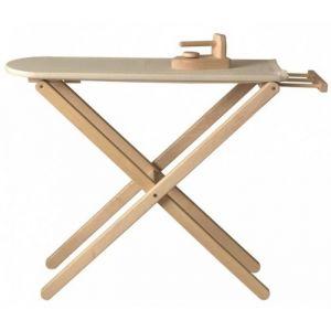 Houten strijkplank en strijkijzer Egmont Toys