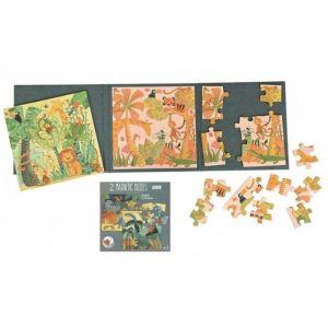 Magnetische puzzel Jungle Egmont Toys
