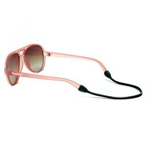 Baby zonnebril Aviator Golds rosé (0-2j) Hipsterkid