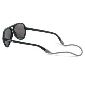 Baby zonnebril Aviator zwart (0-2j) Hipsterkid