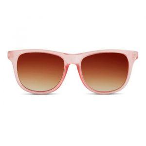 Kinderzonnebril Wayfarer Golds rosé (0-2j) Hipsterkid