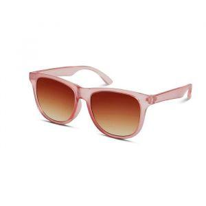Kinderzonnebril Wayfarer Golds rosé (3-6j) Hipsterkid