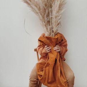 Mom Bag rib orange Studio Noos