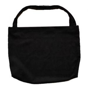 Mom bag all black rib Studio Noos