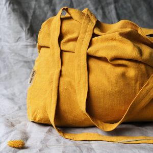 Mom Bag linnen Lemonade Studio Noos