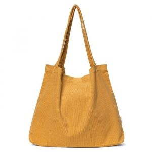 Mom bag Mustard rib Studio Noos
