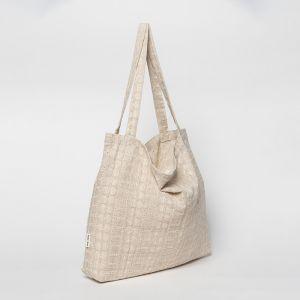 Mom Bag Pompom ecru Studio Noos