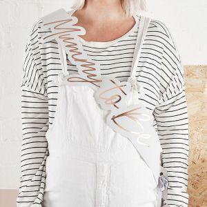 Sjerp Mummy to Be Hello Little One Hootyballoo