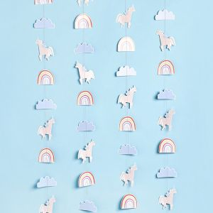 Slinger unicorn en regenbogen Enchanted Hootyballoo