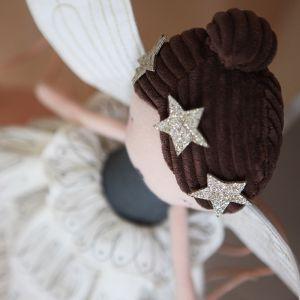 Knuffelpop Fairy Mathilda Picca LouLou