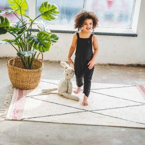 Vloerkleed Ethnic Pink (120x170cm) Tapis Petit