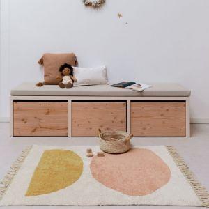 Vloerkleed Simply Art (130x90cm) Tapis Petit