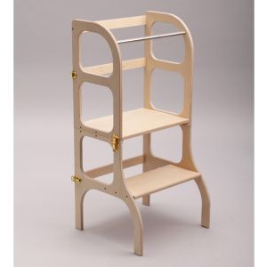 Learning Tower Step'n Sit naturel Ette Tete
