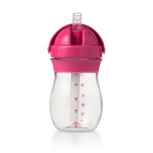 Transitions Rietjesbeker roze (250 ml) OXO Tot